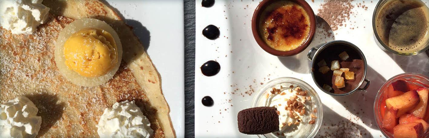 les desserts de Bouzigues